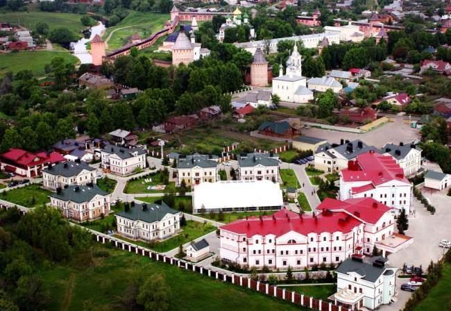Топ-10 лучших гостиниц Золотого кольца России 5