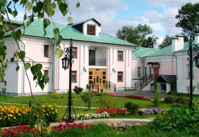 Топ-10 лучших гостиниц Золотого кольца России 7