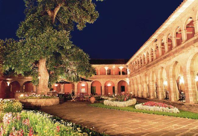 Топ-10 отелей расположенных в бывших монастырях 5