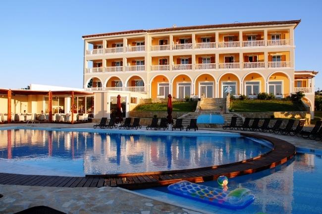 Топ-10 отелей Европы расположенных на островах 10