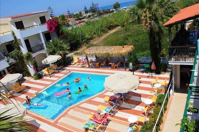 Топ-10 самых популярных отелей острова Крит 1