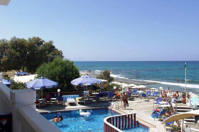 Топ-10 самых популярных отелей острова Крит 5