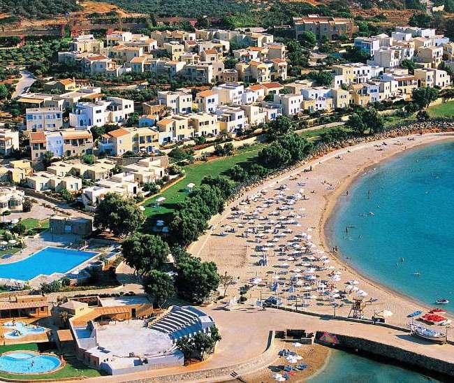 Топ-10 самых популярных отелей острова Крит 6