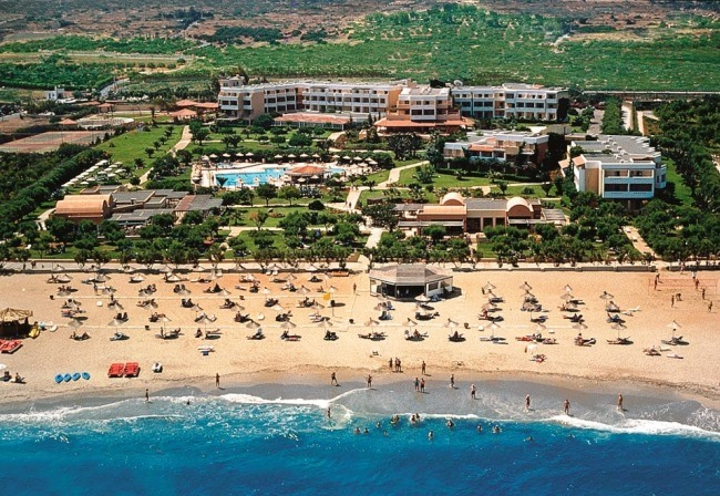 Топ-10 самых популярных отелей острова Крит 7
