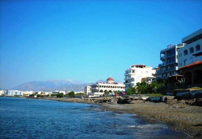 Топ-10 самых популярных отелей острова Крит 9