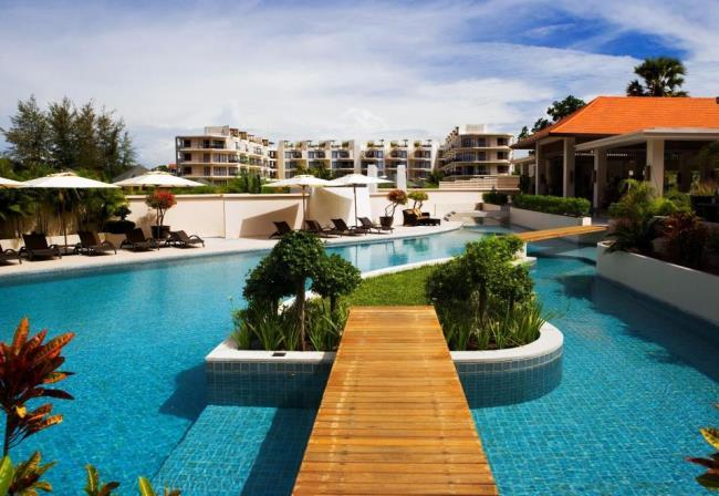 Топ-10 самых популярных отелей Таиланда 5