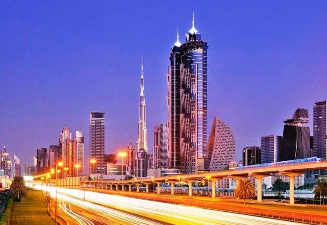 Топ-10 самых высоких отелей мира 1