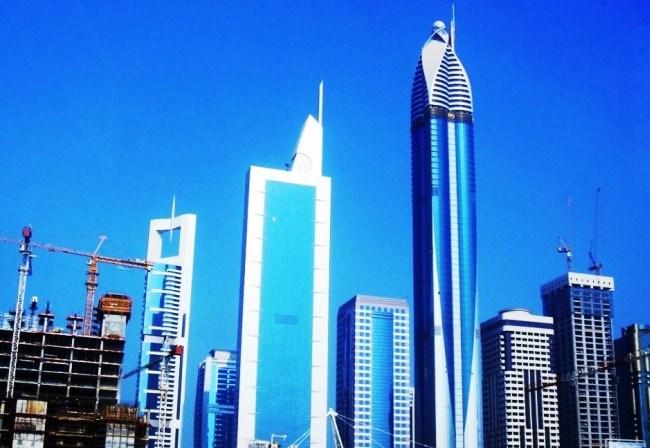 Топ-10 самых высоких отелей мира 2