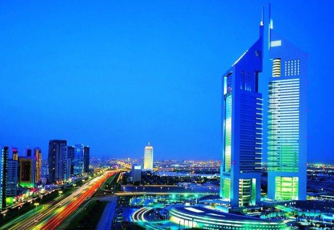 Топ-10 самых высоких отелей мира 5