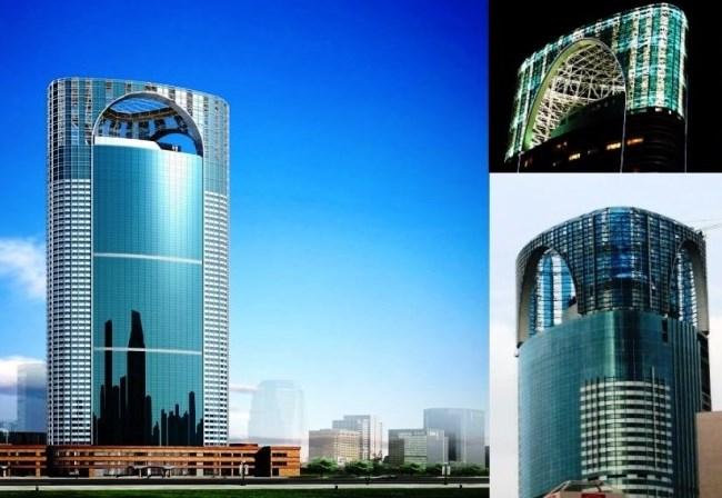 Топ-10 самых высоких отелей мира 9