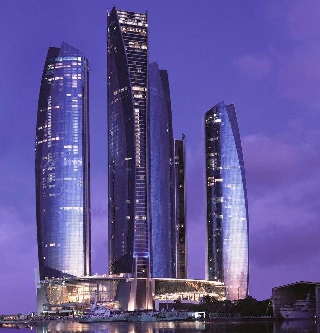 Топ-10 лучших отели Абу-Даби 7
