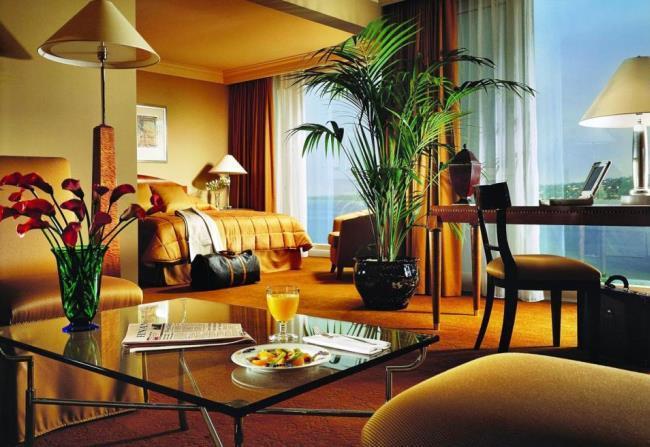 Топ 10 самых дорогих отелей 1