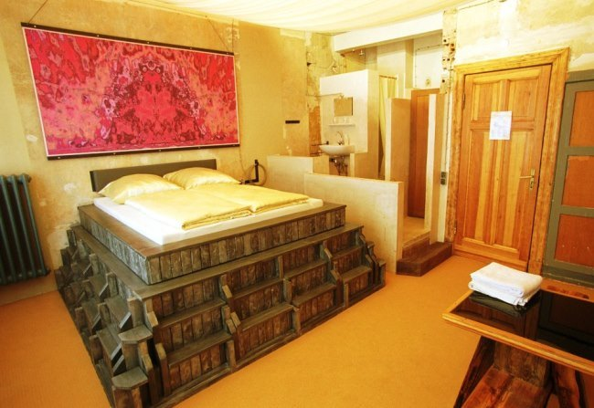 Топ-10. Самые необыкновенные отели мира 3