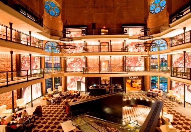 Топ-10. Самые необыкновенные отели мира 6