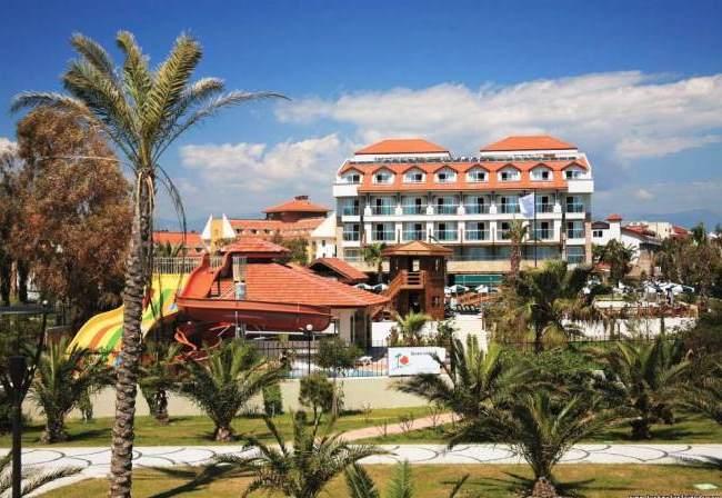 Топ-10 самых популярных отелей Турции 2