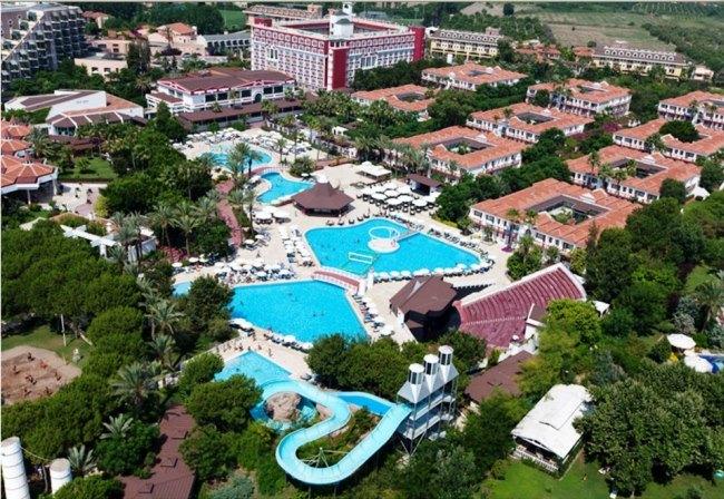 Топ-10 самых популярных отелей Турции 9