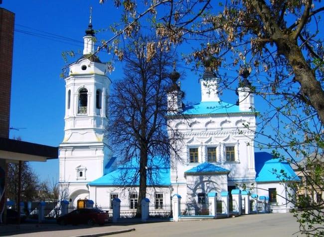 Храм в честь святых мучеников 3
