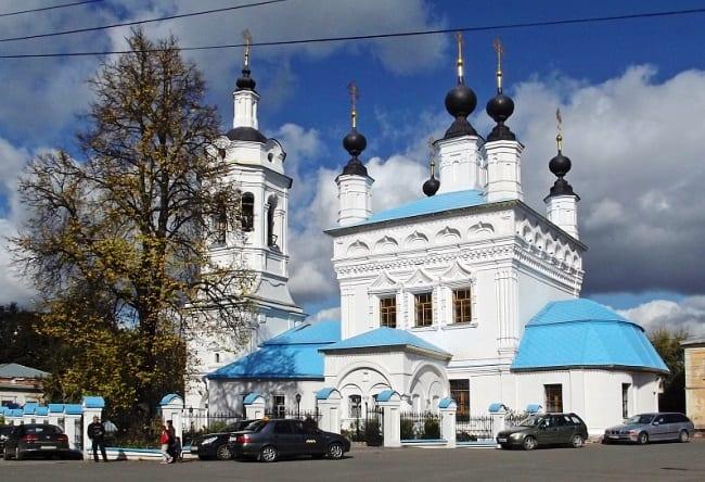 Храм в честь святых мучеников 4