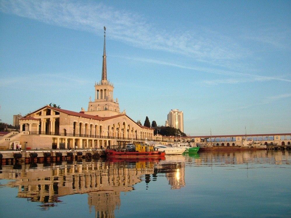 Море в России