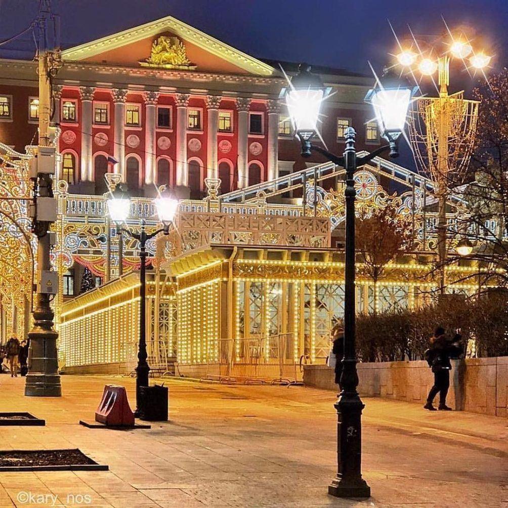 Искусство в Москве