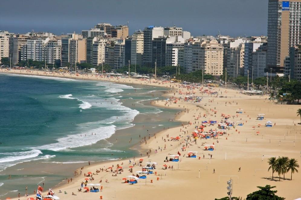 Пляжный отдых в ноябре