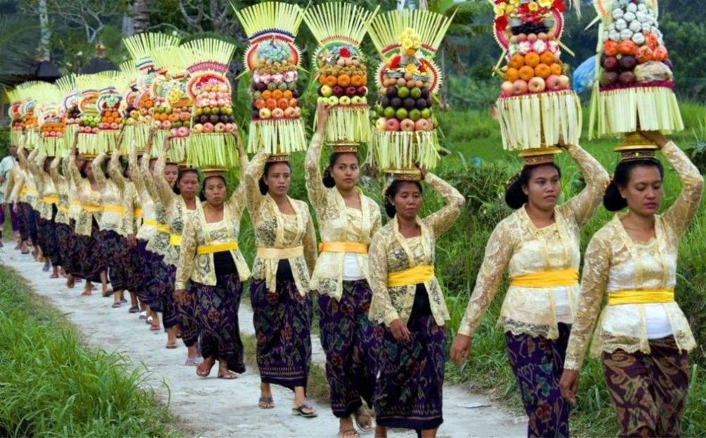 Национальный праздник в Бали