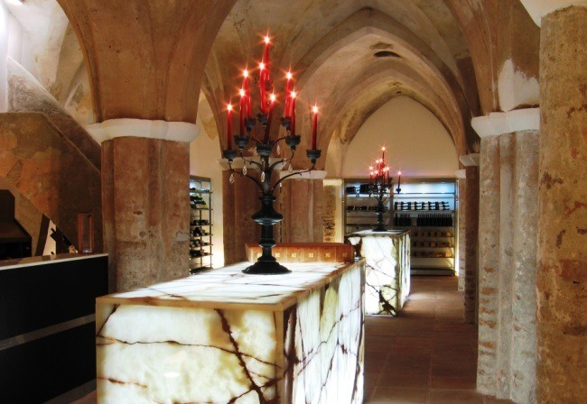 Top 10 hotels located in the former monasteries 7