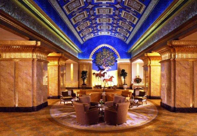Top 10 best hotels located in the palaces 6