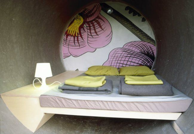Top 10. The most unusual hotels in the world 5