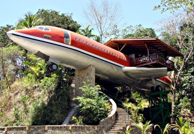 Top 10. The most unusual hotels in the world 7
