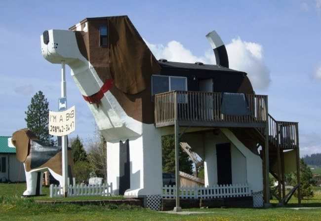 Top 10. The most unusual hotels in the world 8