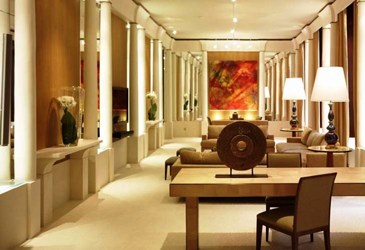 Top-10 most expensive hotels in the world 1.2