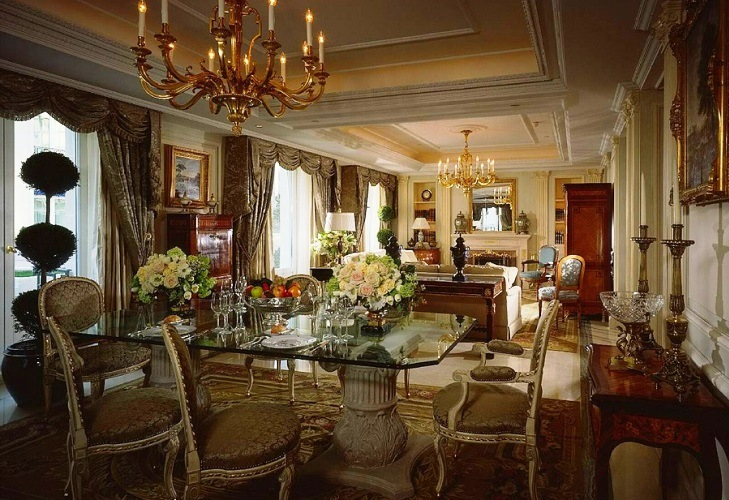 Top-10 most expensive hotels in the world 2.1