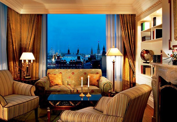 Top-10 most expensive hotels in the world 5.2