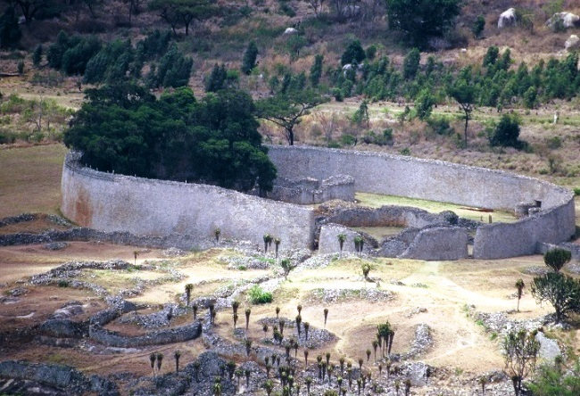 Bald Hills in Zimbabwe  Matobo Hills 5