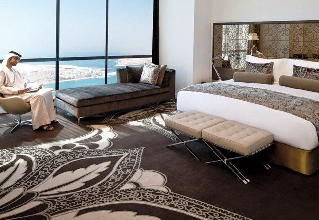 Top 10 best hotels of Abu Dhabi 2