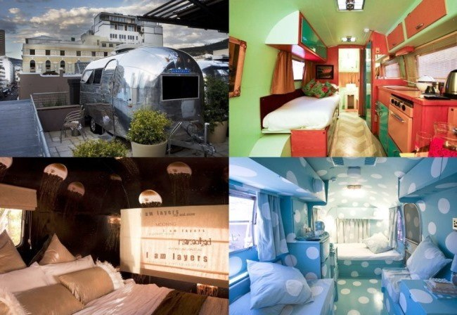 Top 10 most unusual hotels according to RegHotel 7