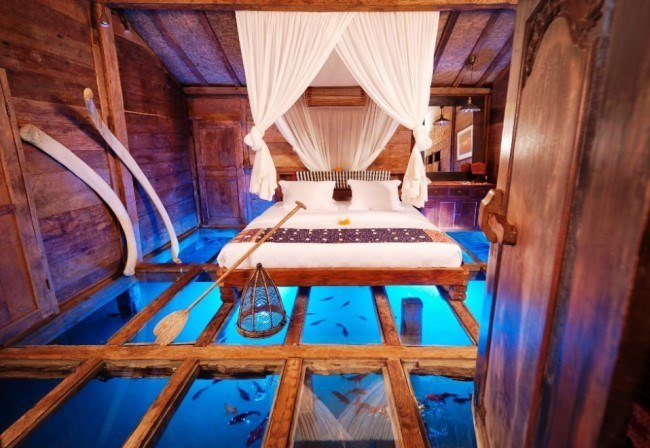 Top 10 most unusual hotels according to RegHotel 8