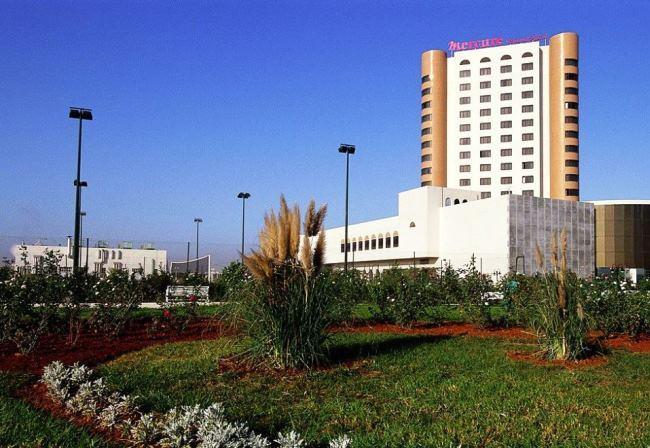 Top-10 most popular hotels of Algeria 1