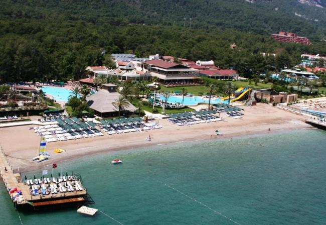 The-10 top of the most popular hotels in Turkey 4