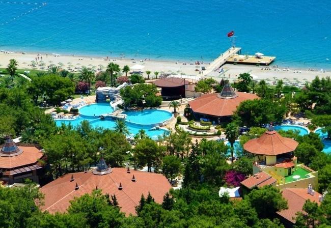 The-10 top of the most popular hotels in Turkey 7
