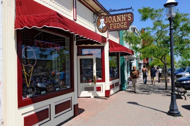 Mackinaw City, MI