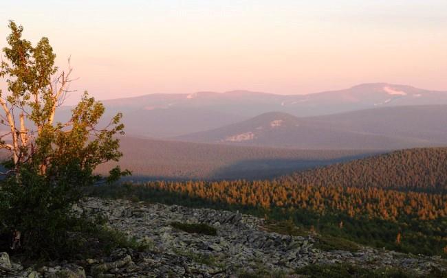 Сокровище Уральских гор