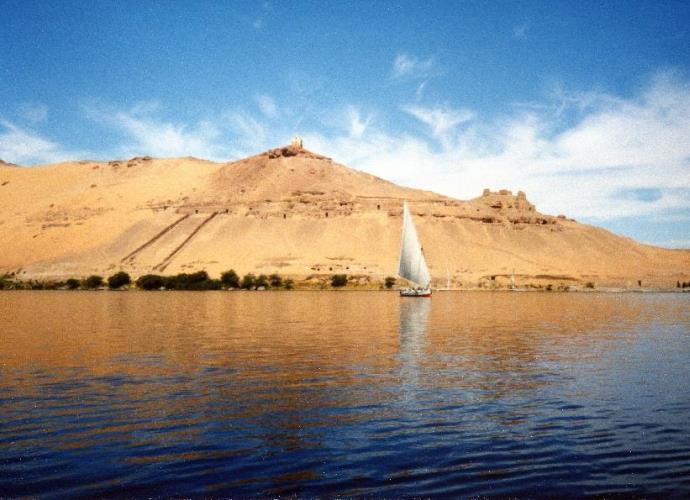 Нил  самая длинная река в мире или Амазонка 3