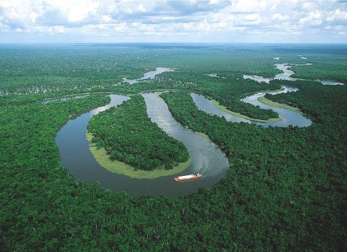 Нил  самая длинная река в мире или Амазонка 5