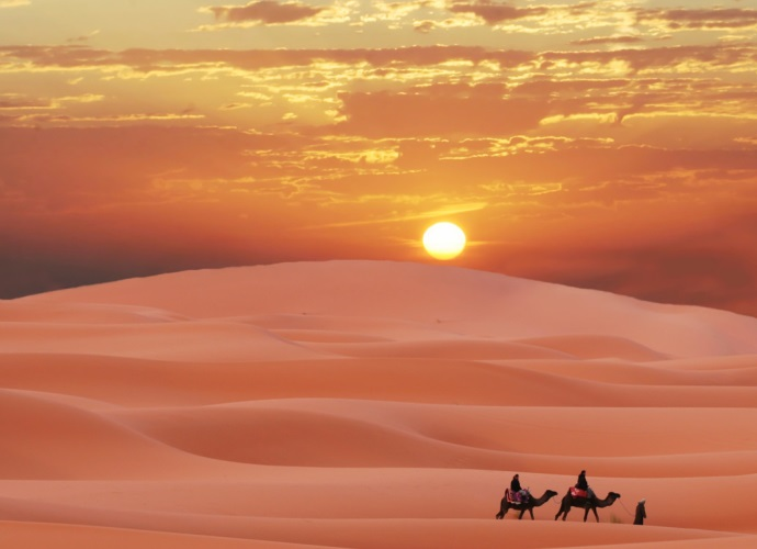 Самая большая пустыня в мире 5