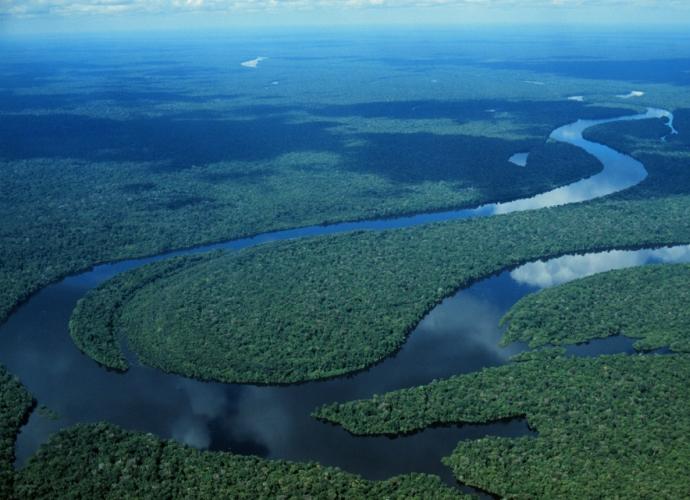 Самая большая река в мире 5