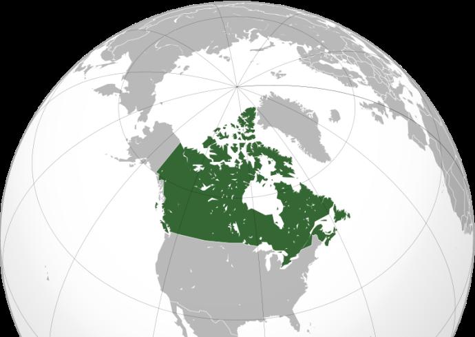 Самая большая страна в мире 6