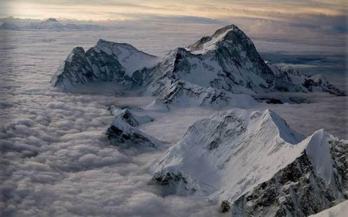 Самая высокая гора в мире покоряем вершины 4