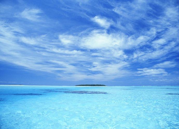 Самое большое море в мире 5